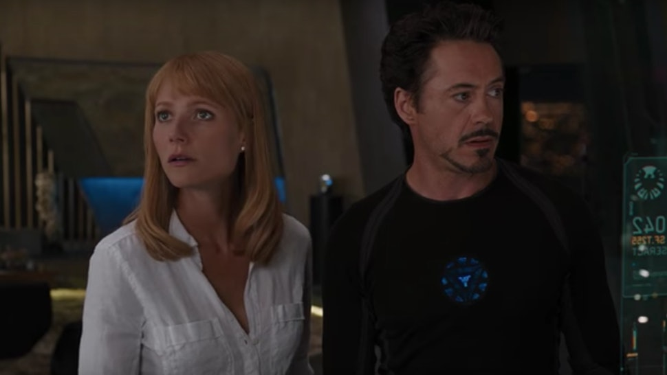 Is Pepper Potts Pregnant? 'Avengers: Infinity War' Shows Tony