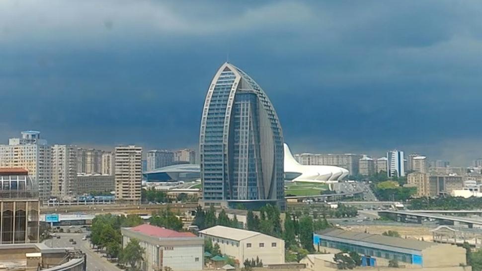 """""""Trump Tower Baku"""") ile ilgili görsel sonucu"""