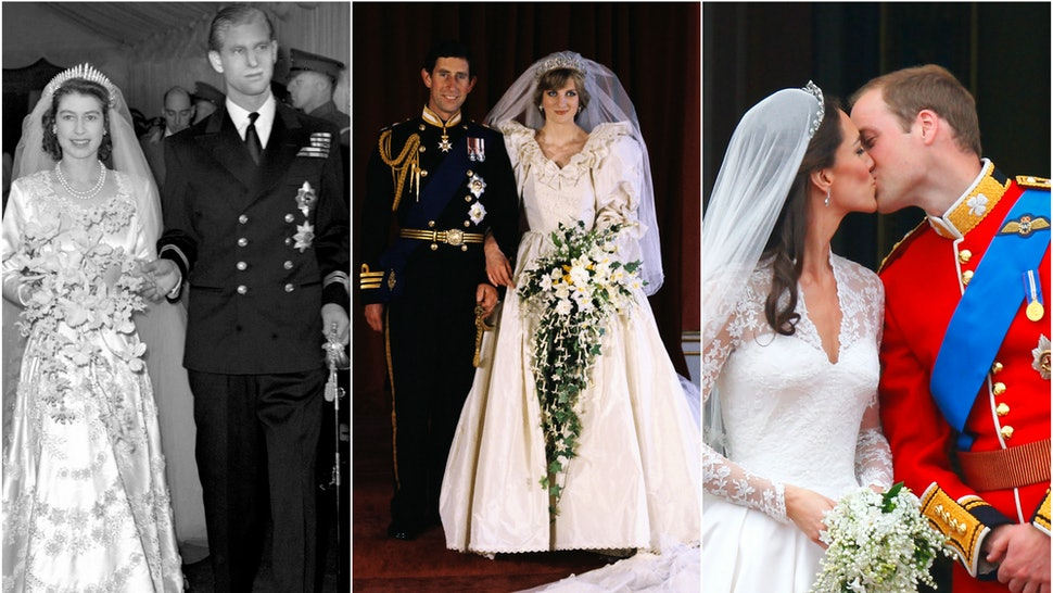 ff36f49e6 8 Royal Wedding Jewelry Moments From History That'll Get You Excited For  Meghan Markle's Bling