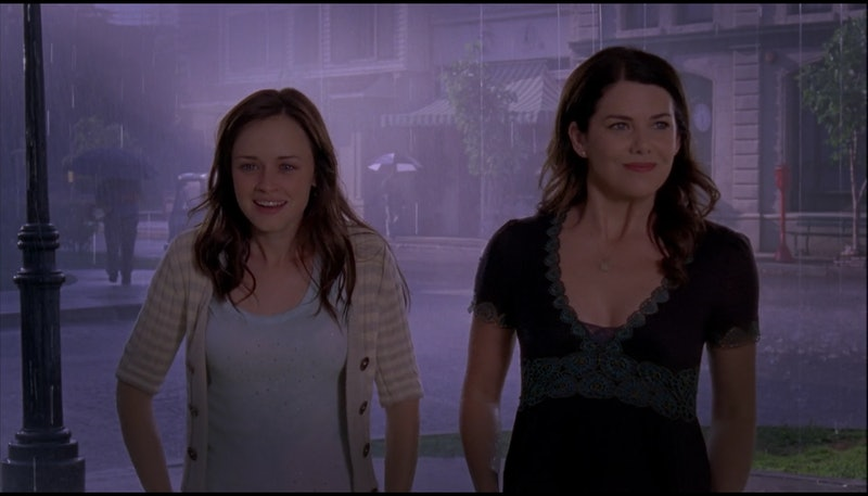 Rory and Lorelai from 'Gilmore Girls'
