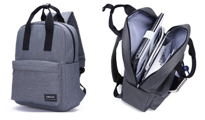 TINYAT, Classic Bookbag Daypack