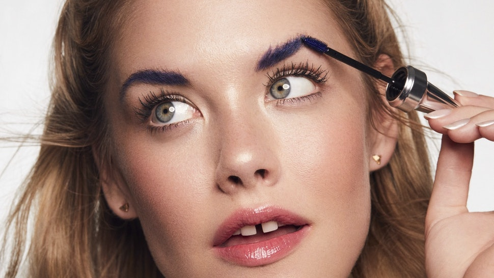 Benefit Browtones Colored Brow Gel Will Give You Rainbow Eyebrows