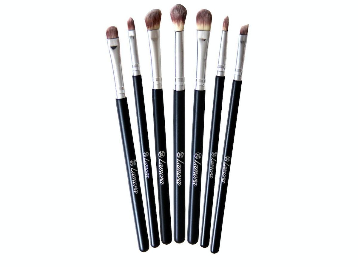 Makeup Eye Brush Set