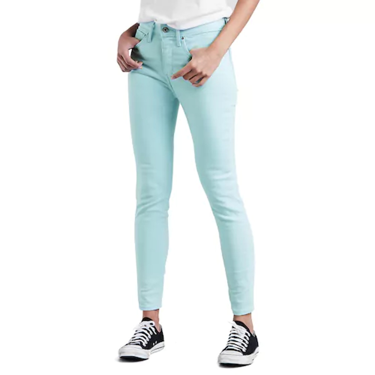 Women's Levi's 721 High-Rise Skinny Ankle Jeans