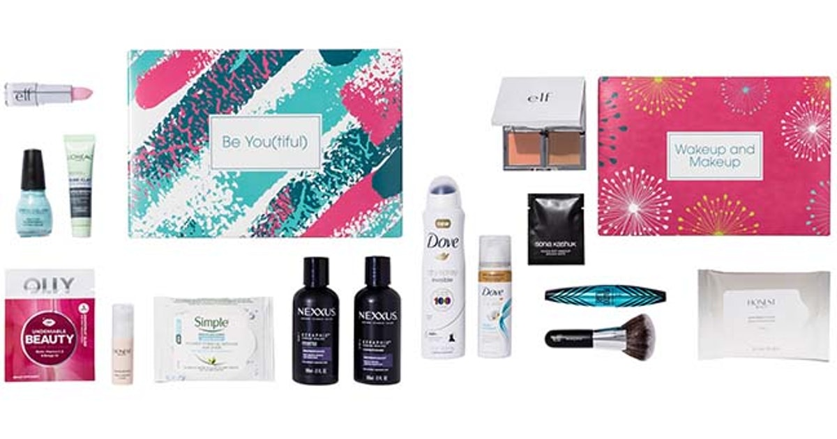 How Much Is The Target Beauty Box It S So Affordable It Hits The Beauty Bullseye