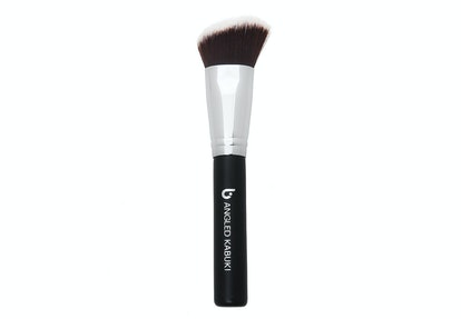 Full Coverage Large Synthetic Blush and Bronzer Powder Brush