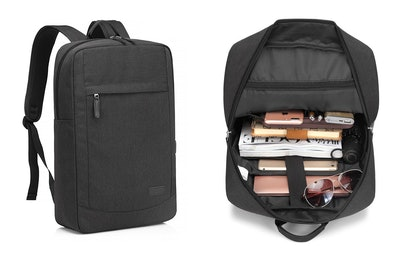 Vaschy 17-Inch Laptop Backpack