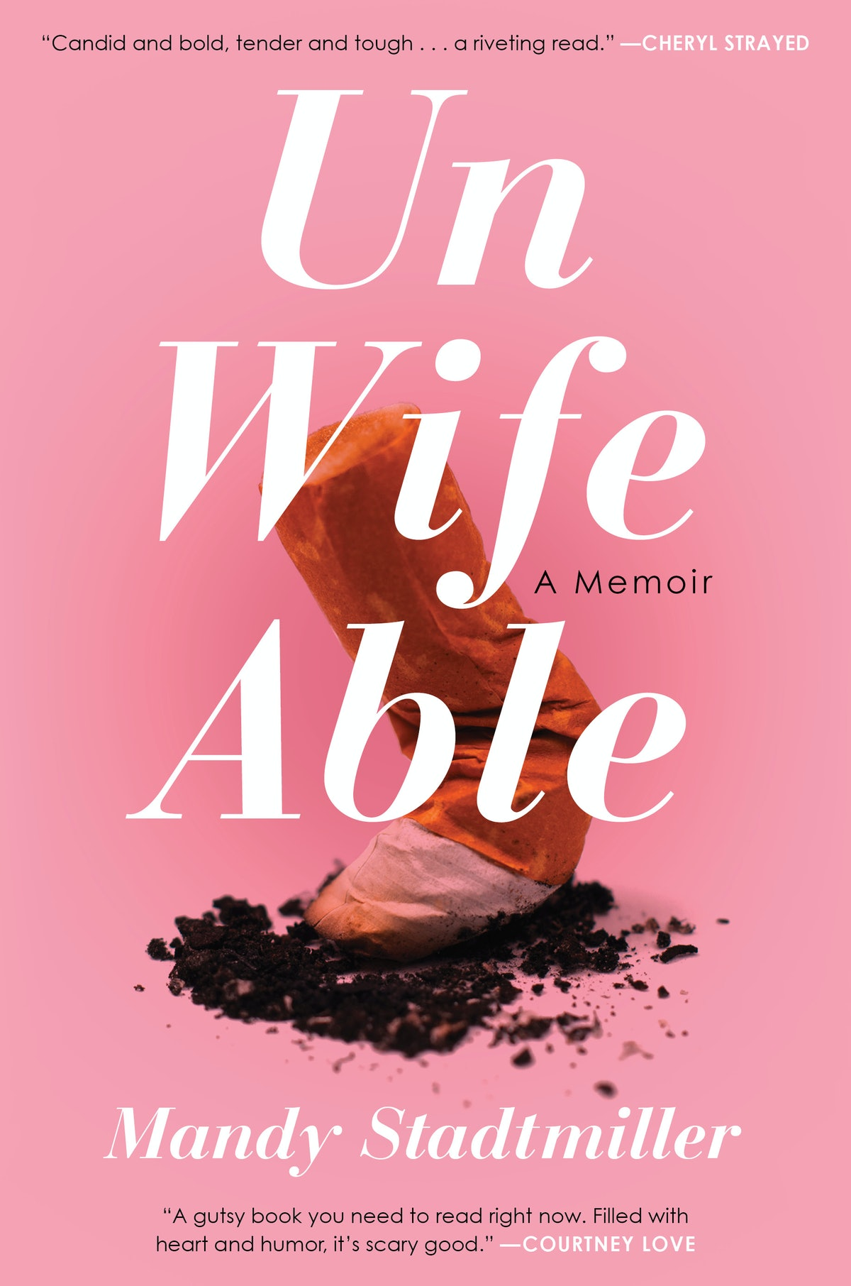 Unwifeable by Mandy Stadtmiller