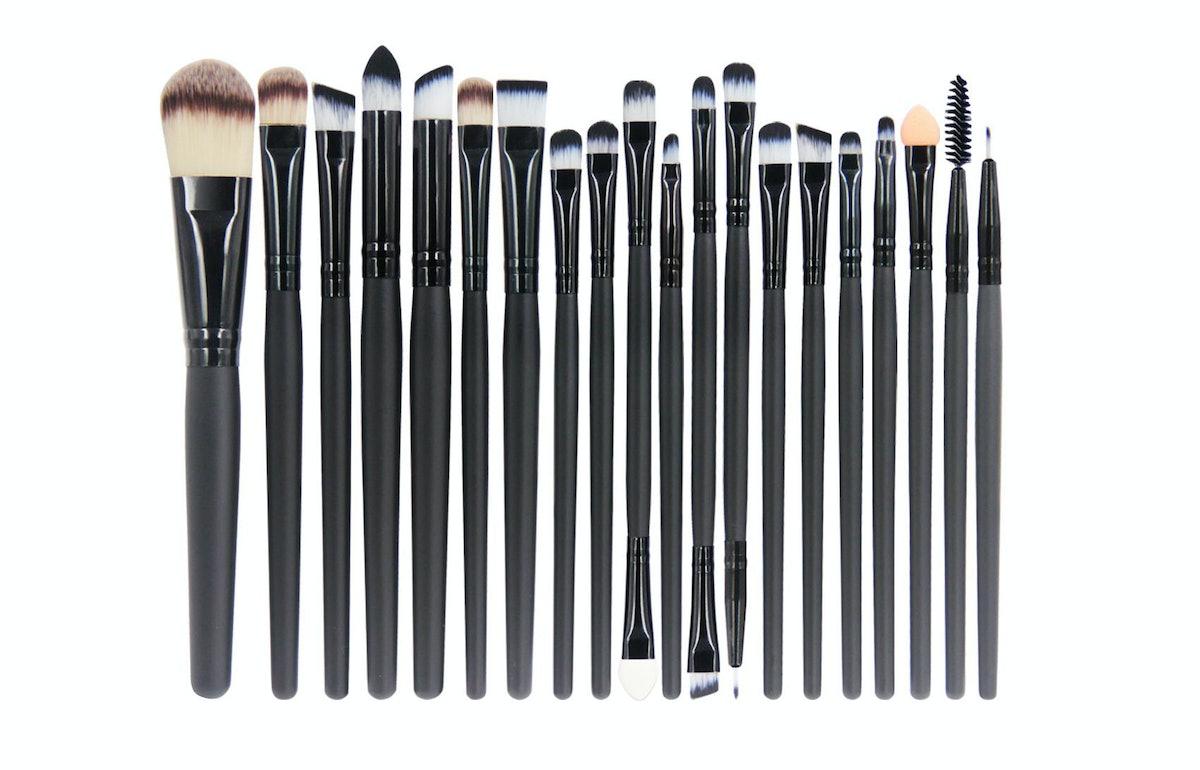 EmaxDesign Professional 20-Piece Makeup Brush Set
