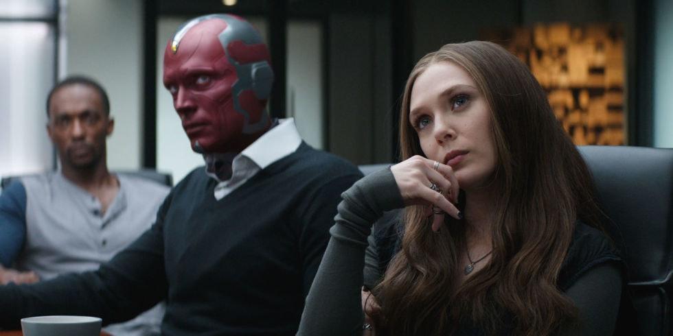 Is Vision Really Dead? 'Avengers: Infinity War's Finale Scene Left