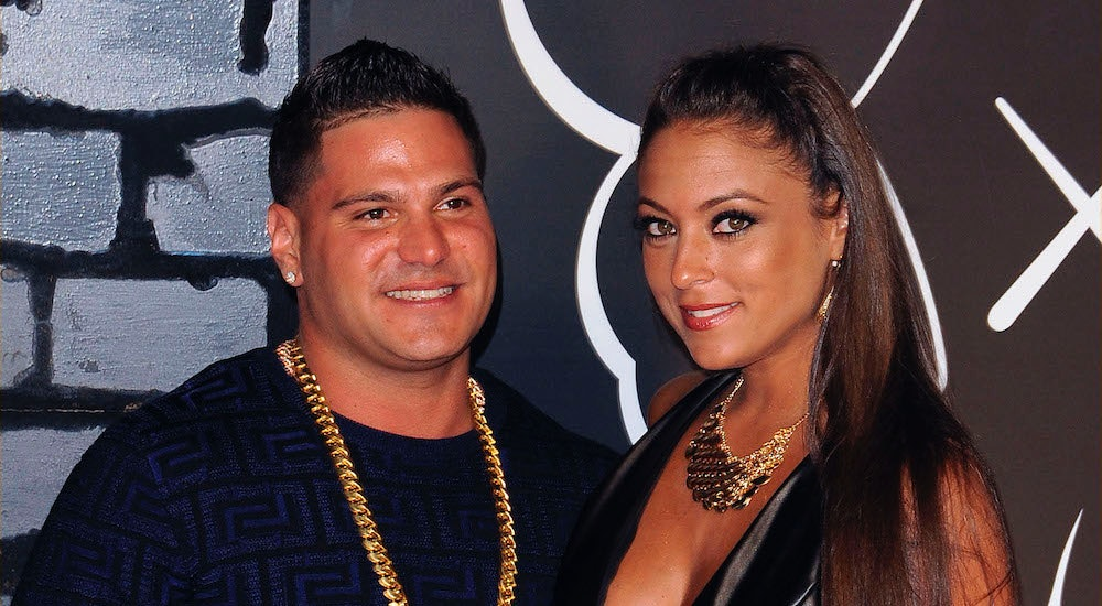 Does Ronnie Follow Sammi On Instagram? The 'Jersey Shore' Exes ...