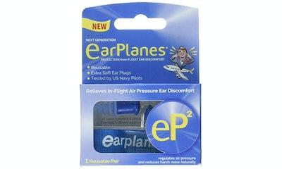 EarPlanes, eP2 Reusable Earplugs