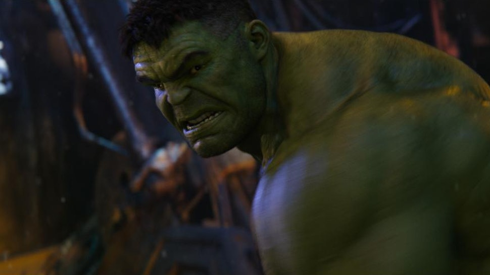 This 'Avengers 4' Hulk Theory Will Make You So Nervous For
