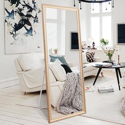 H&A Full Length Large Floor Mirror