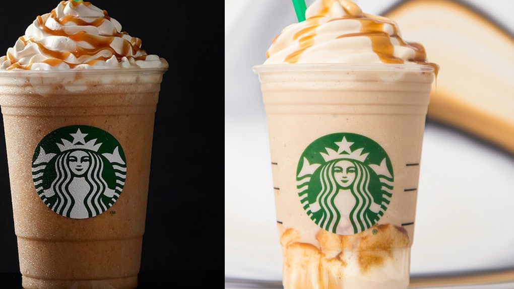 What Does Starbucks Ultra Caramel Frappuccino Taste Like It S A Twist On The Classic