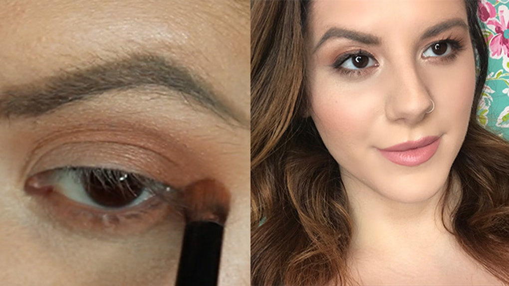 This Daytime Smoky Eye Tutorial Will Give You Polished (Instead Of Panda) Vibes
