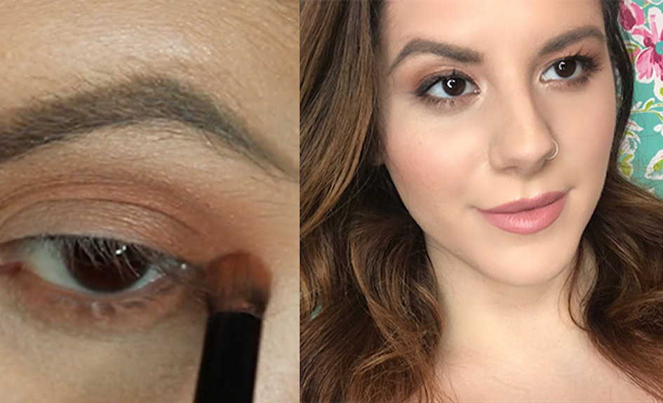 This Daytime Smoky Eye Tutorial Will Give You Polished Instead Of