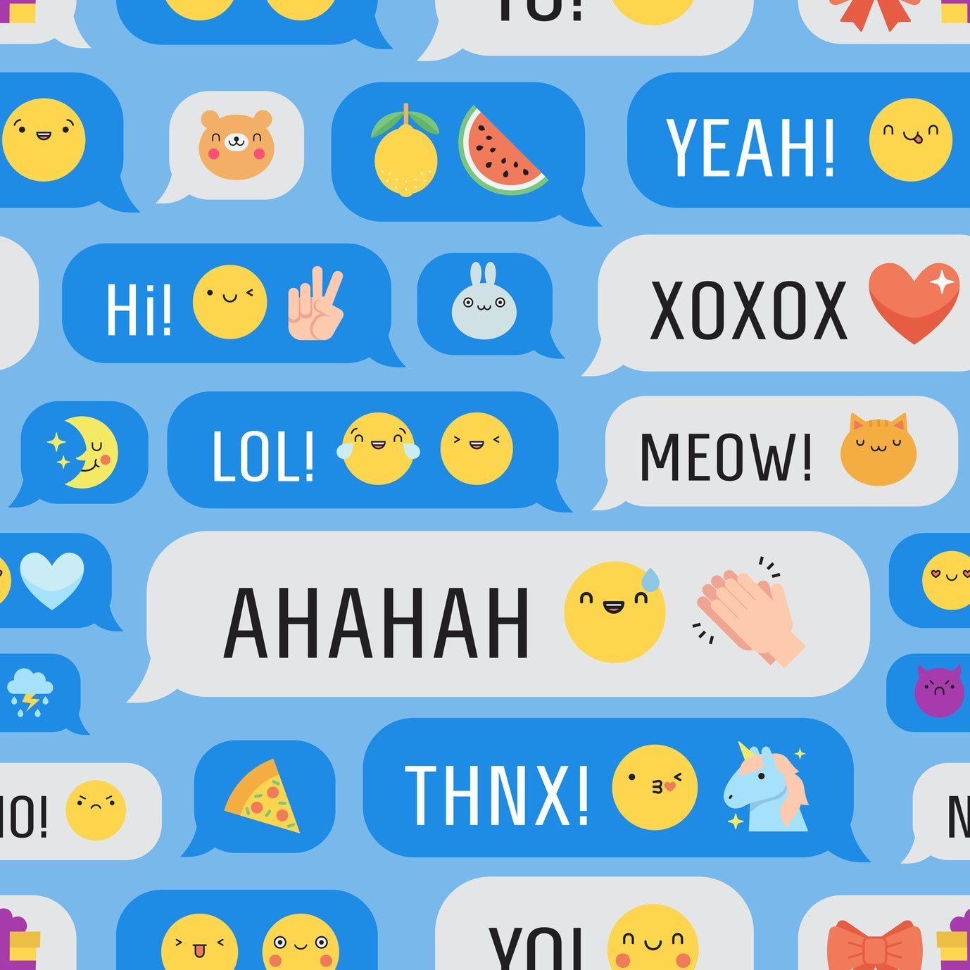 10 Secret GChat Emojis You Probably Didn't Know Existed But