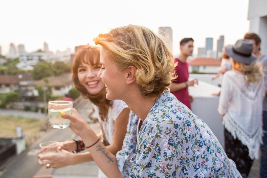 How to make hookup a friend less awkward
