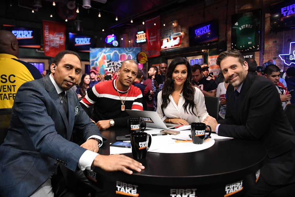 Espns First Take Host Molly Qerim Shares How She Manages Endometriosis At Work