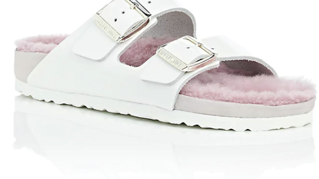 9cdd6a93b71 Where to Buy Furry Birkenstocks  Because Sole Food Is Now A Real Thing