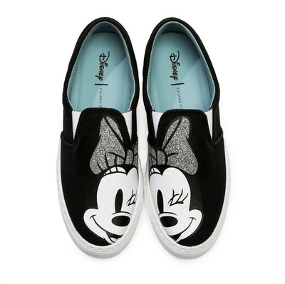Minnie Mouse Slip-on Sneaker