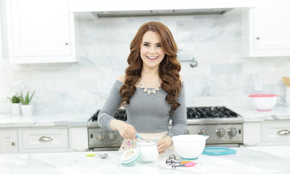Nerdy Nummies\' Star Rosanna Pansino Credits THIS Food With Inspiring ...