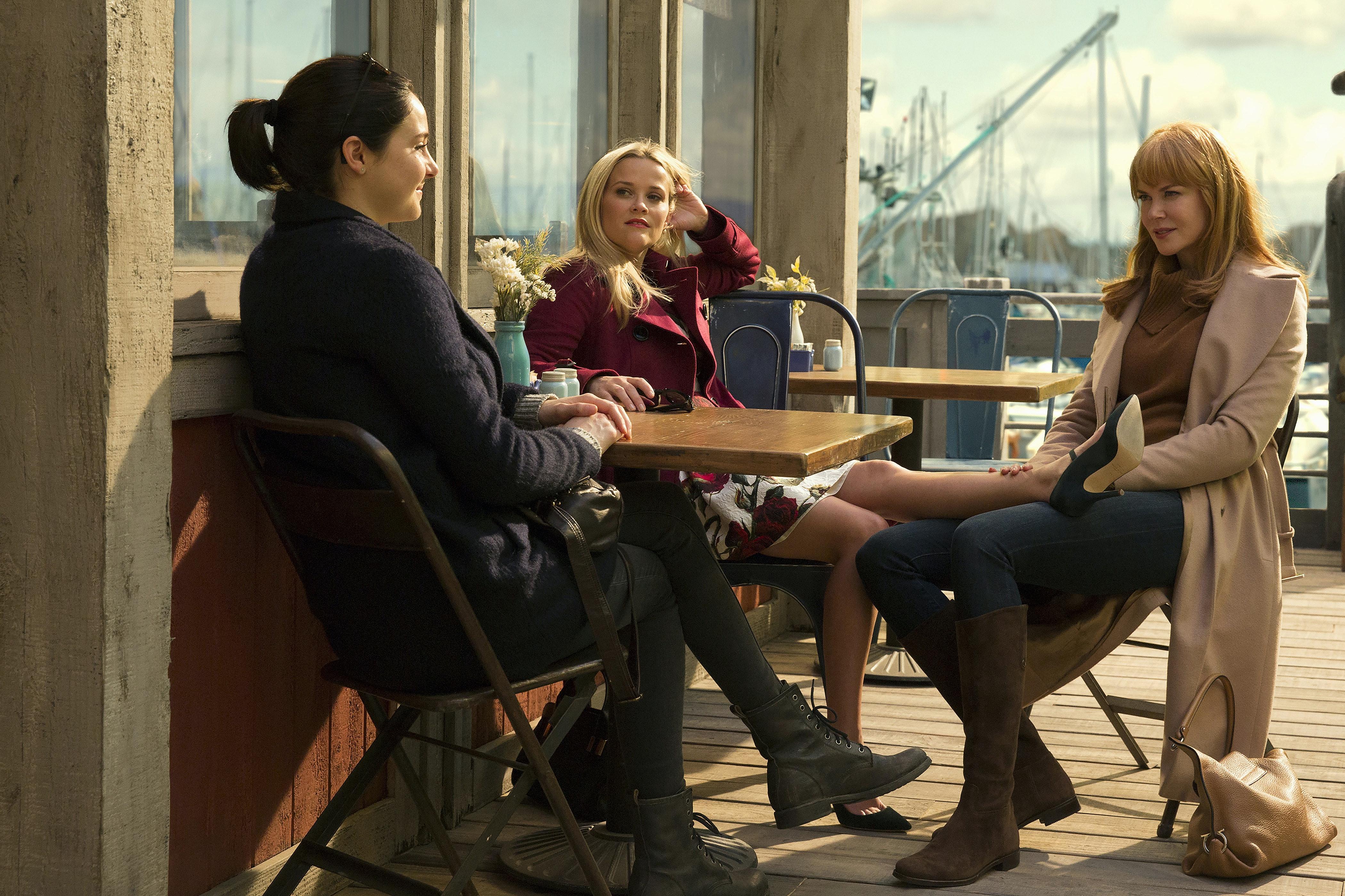 Big Little Lies Just Cast Bonnies Parents for Season 2 images