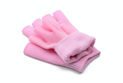 Makhry, Moisturizing Half Finger Spa Gloves
