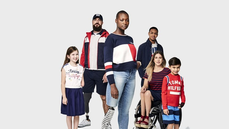 817349583 Tommy Hilfiger's Spring 2018 Adaptive Clothing Line Was Designed ...