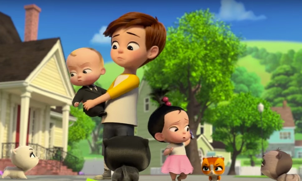 What The Boss Baby Back In Business On Netflix Actually