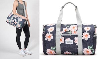 Vooray Roadie 16-Inch Small Gym Duffel Bag