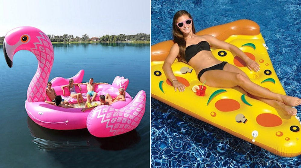 The Pool Float You Need For This Summer According To Your