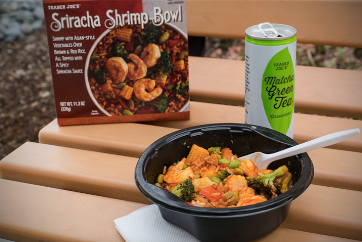 9 Sriracha-Flavored Trader Joe's Products That Any Fan Of Spicy Food Needs To Try, Stat