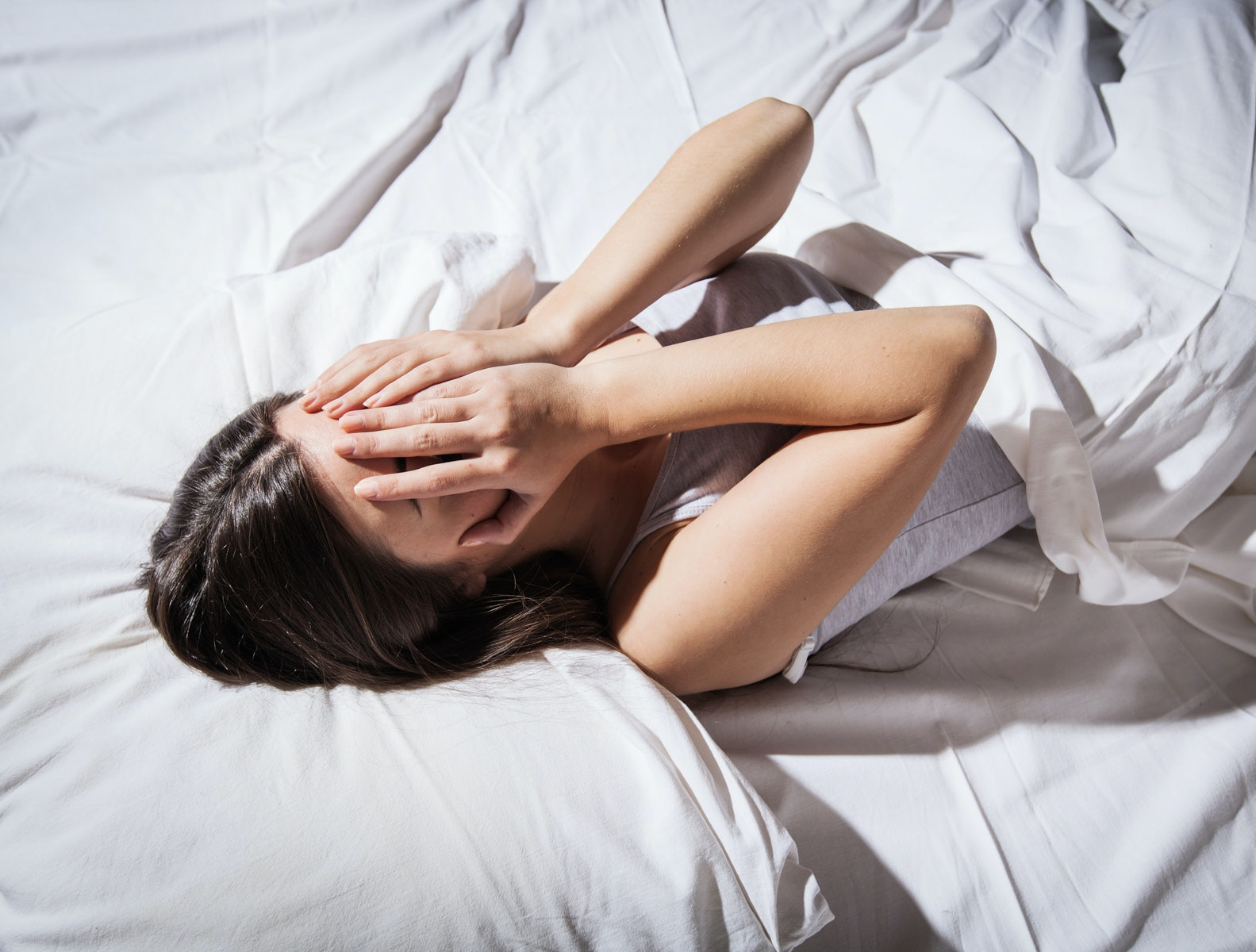 Why Do I Have Trouble Falling Asleep? Your Brain Can Be Awake