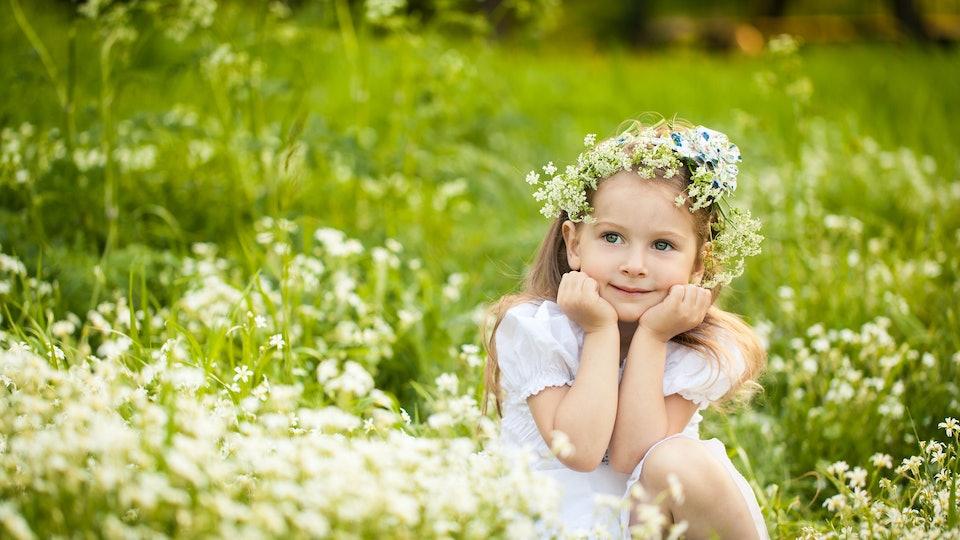d33aadfa4d1 16 Boho Flower Girl Dresses So Cute