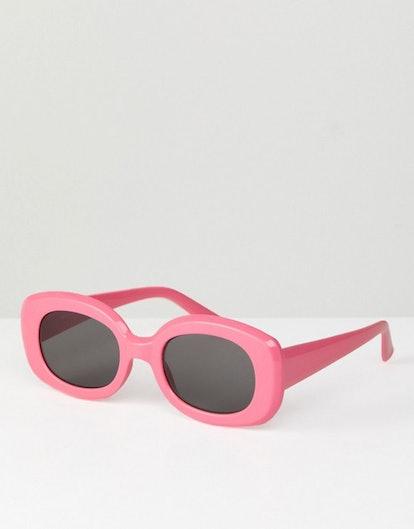 ASOS Square 90s Sunglasses