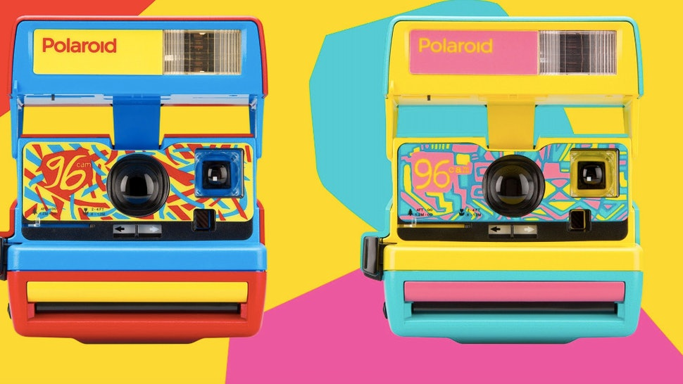 Polaroid Originals Is Bringing Back The 96 Cam In All Of Its