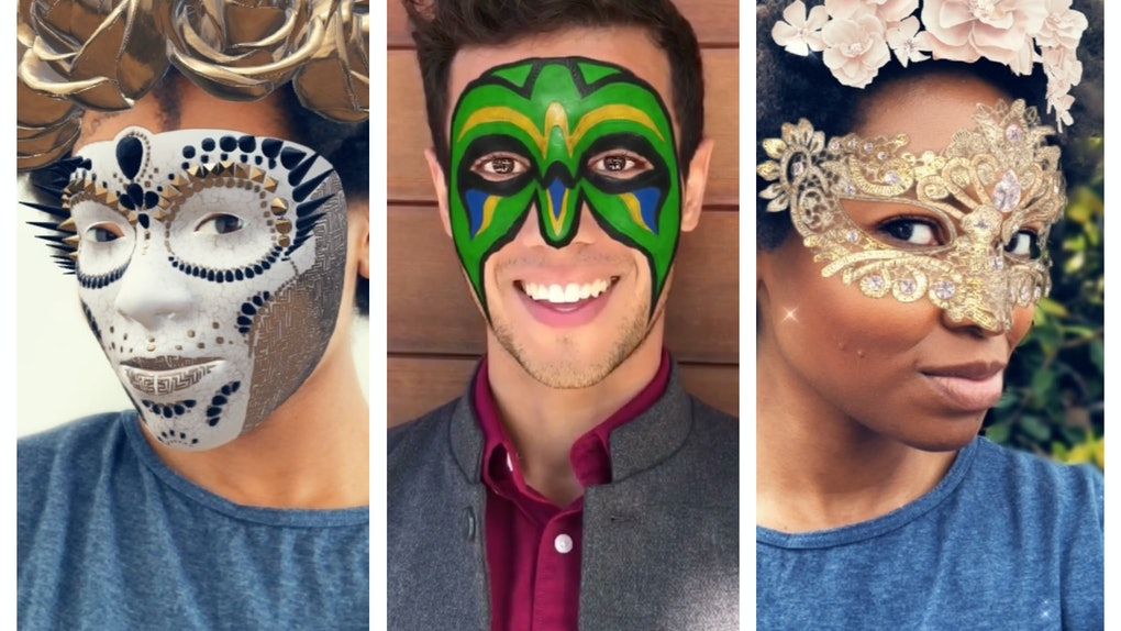 Snapchat Filters For iPhone X Users Are Here & They're Super