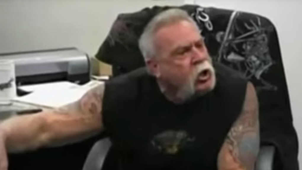 These American Chopper Memes Will Make Scrolling Through