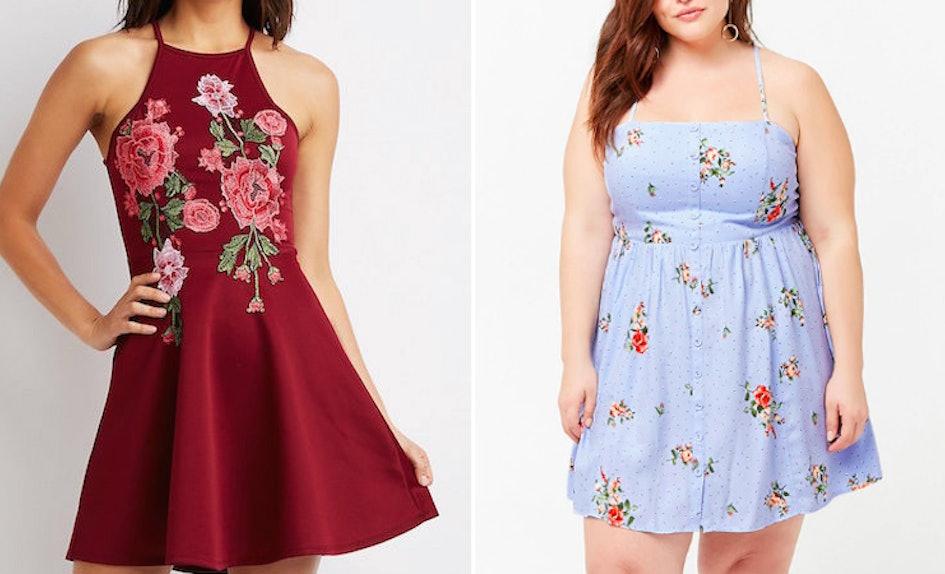 8 floral dresses under 20 thatll make your spring instas pop mightylinksfo