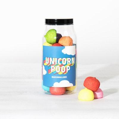 Unicorn Poop Marshmallows