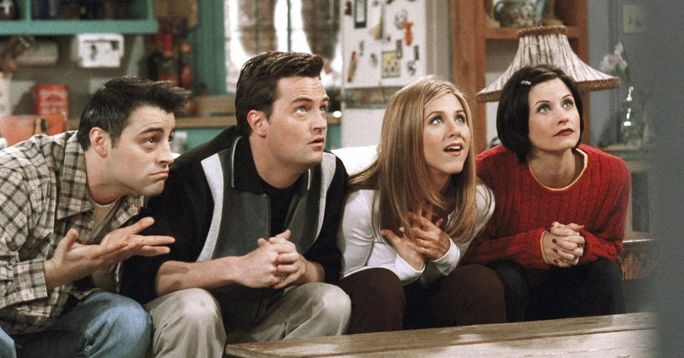 Tweets About The Friends Theme Song Lyrics Will Make You