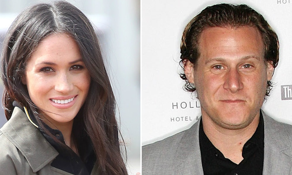 Meghan Markle's Ex-Husband Dated Bethenny Frankel & The