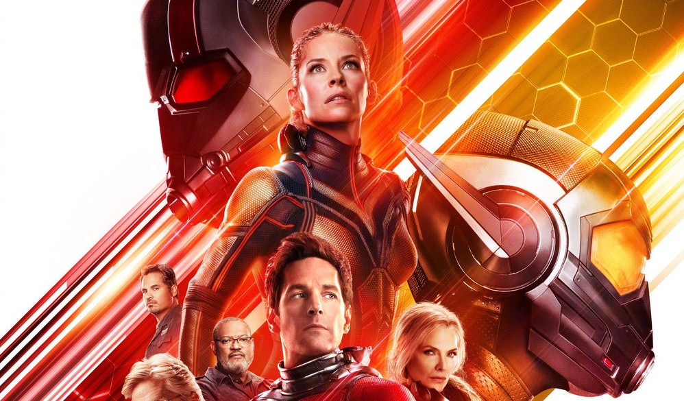 Image result for 6. Ant-man and the WASP