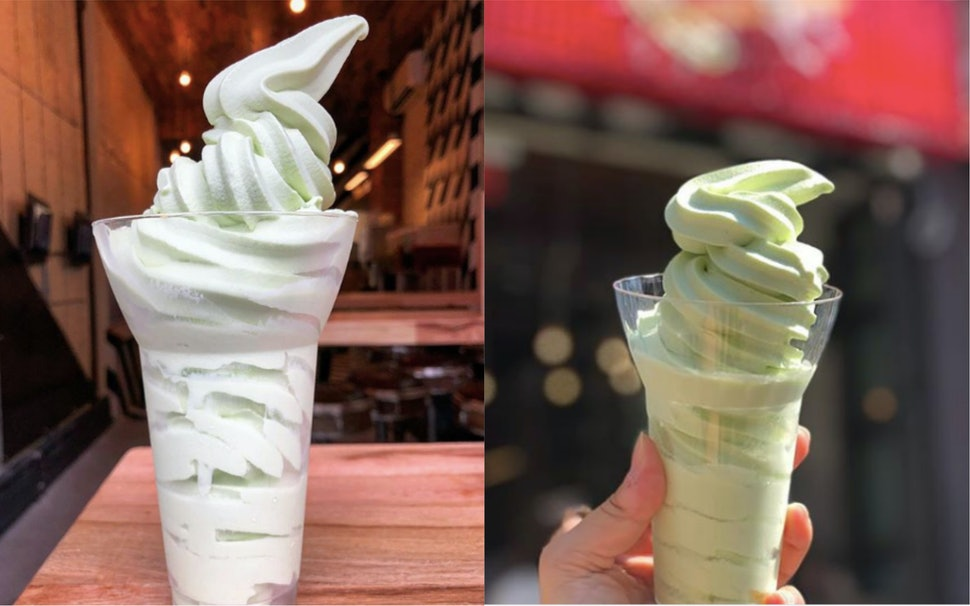 Image result for pickle flavored soft serve