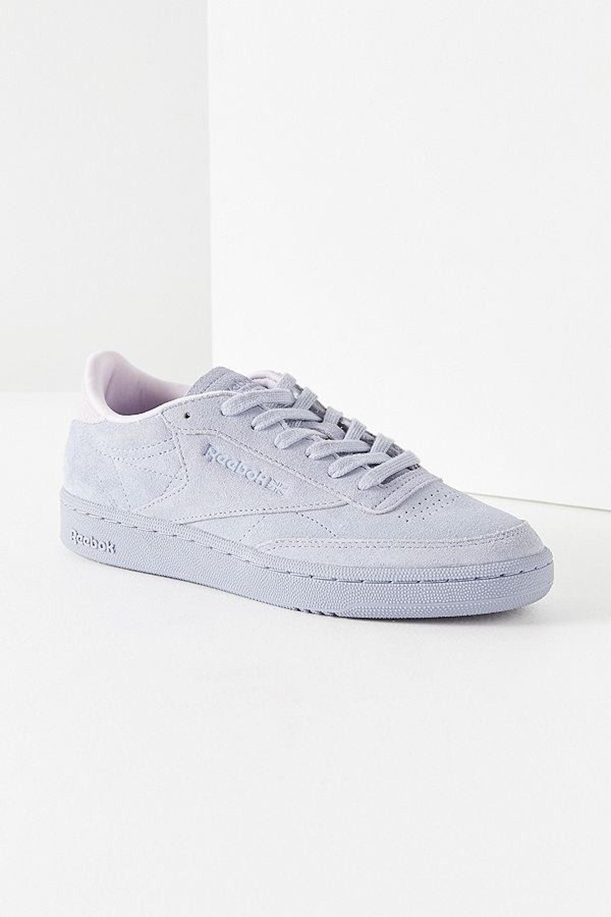 Reebok Club C 85 Nubuck Sneaker