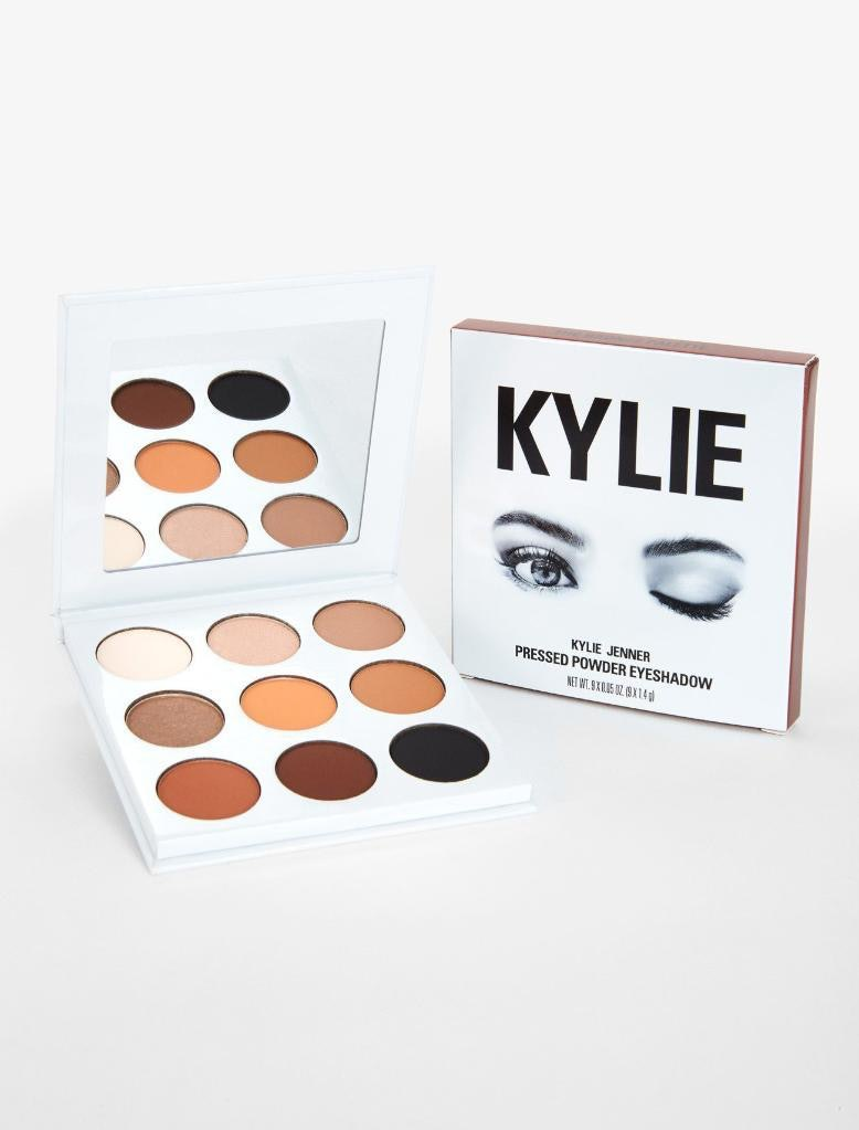 Kyshadow - The Bronze Extended Palette by Kylie Cosmetics #18