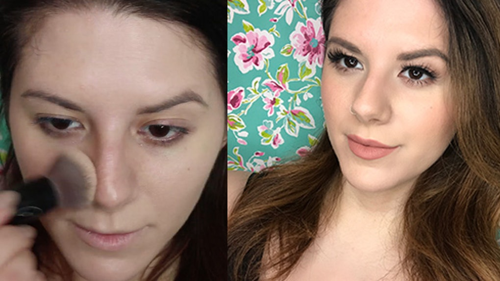 """This 10-Minute Makeup Tutorial Will Get You Date Ready Faster Than You Can Say """"Wine, Please"""""""