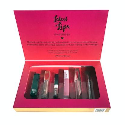 Walmart Beauty Favorites Box: Latest In Lips